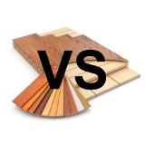 Решаем, что же лучше выбрать для напольного покрытия: современный ламинат или классическую паркетную доску